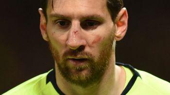 """Anuntul facut de Valverde despre starea lui Messi: """"Parca a fost lovit de un camion!"""""""