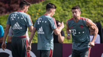 Reactia lui Niko Kovac dupa CUTREMURUL de la Bayern! Ce a urmat dupa BATAIA dintre Lewandowski si Coman