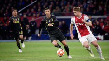 """""""Sansele sa ramana sunt de 0%!"""" Transferul lui De Ligt de la Ajax, confirmat de antrenor! Cele 2 cluburi care se lupta pentru semnatura lui"""