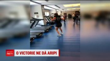 Franta - Romania, FED Cup | Halep a trecut la artileria grea! Cum se antreneaza Simona pentru a le distruge pe frantuzoaice