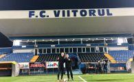 Ianis Hagi si-a facut poza cu Rivaldo inaintea meciului cu Craiova! Fosta legenda a Braziliei s-a imbracat in echipamentul Viitorului! FOTO