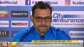 """""""E extraordinar, face diferenta!"""" Teja il cheama pe Budescu inapoi la FCSB! Ce a spus despre Dan Petrescu, derby-ul cu CFR si anuntul despre revenirea lui Pintilii"""
