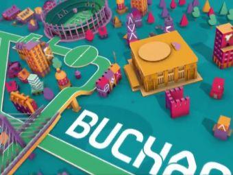 GENIAL! UEFA prezinta orasele care gazduiesc EURO 2020 in stilul Game of Thrones! Cum e prezentat Bucurestiul