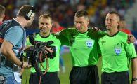 Veste URIASA pentru Istvan Kovacs inainte de CFR - FCSB! UEFA l-a anuntat ca va arbitra la Euro