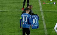 VIITORUL - CRAIOVA | Rivaldo, noul numar 10 de la Viitorul! :) Ce s-a intamplat pe teren inaintea meciului