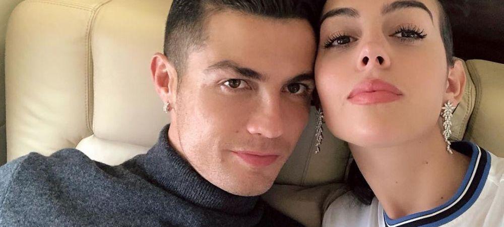 """Cine i-a luat locul Georginei langa Ronaldo?! :)) Fotografia publicata de aceasta pe Instagram: """"Priviti!"""""""