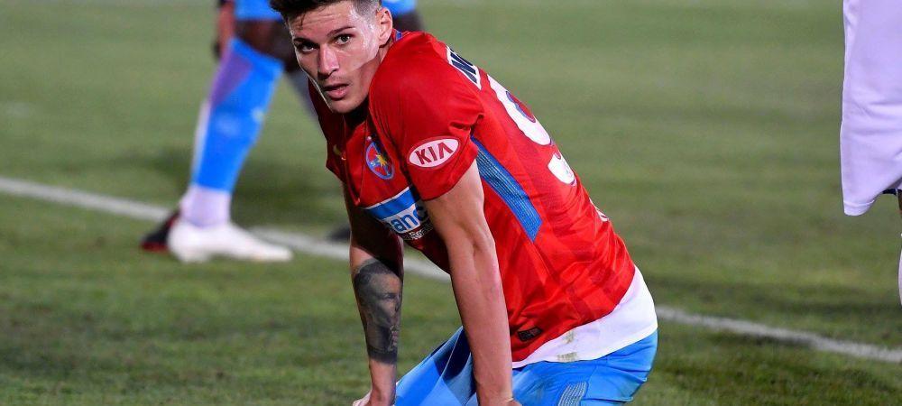 """Nu Man! El e jucatorul de 20 de milioane de euro din Liga 1! """"Va pleca pe bani multi"""" Noul pariu din fotbalul romanesc"""