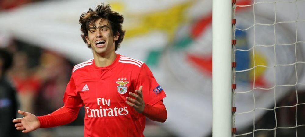 """""""Femeile imi tot trimit poze cu ele goale!"""" :) Confesiunea amuzanta a lui Joao Felix, noul star al Portugaliei"""