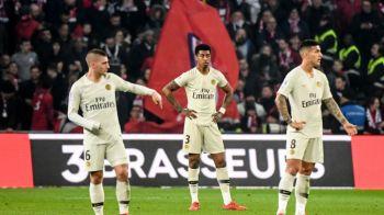 DEZASTRU pentru PSG in meciul in care putea sa castige titlul! Lille a calcat-o in picioare: scorul final e halucinant