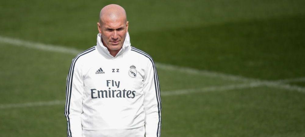 """Zidane, impotriva deciziilor luate de UEFA! """"Vrem mereu sa progresam, dar trebuie totusi si un echilibru"""" Ce spune de schimbarea Ligii Campionilor!"""