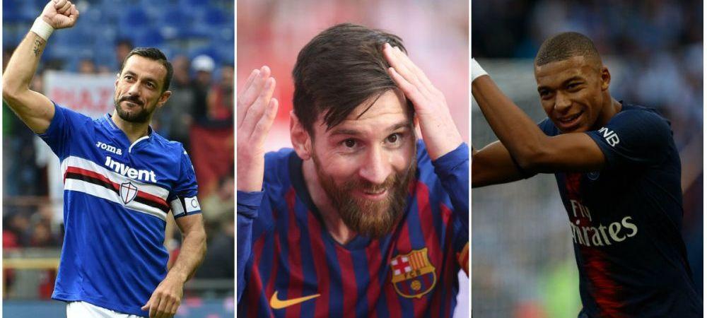Messi e la 6 meciuri de a 6-a Gheata de Aur! O noua saptamana inceputa pe primul loc al topului in care Ronaldo e doar pe 10. Cum arata clasamentul