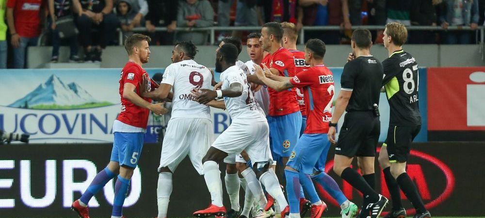 """""""CFR + FCSB = S.O.S!"""" Gabriel Chirea scrie despre semnalul de alarma al unui derby monstruos"""
