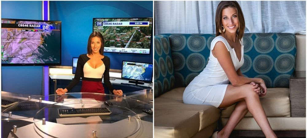 The AMAZING reason why a television presenter was threatened with