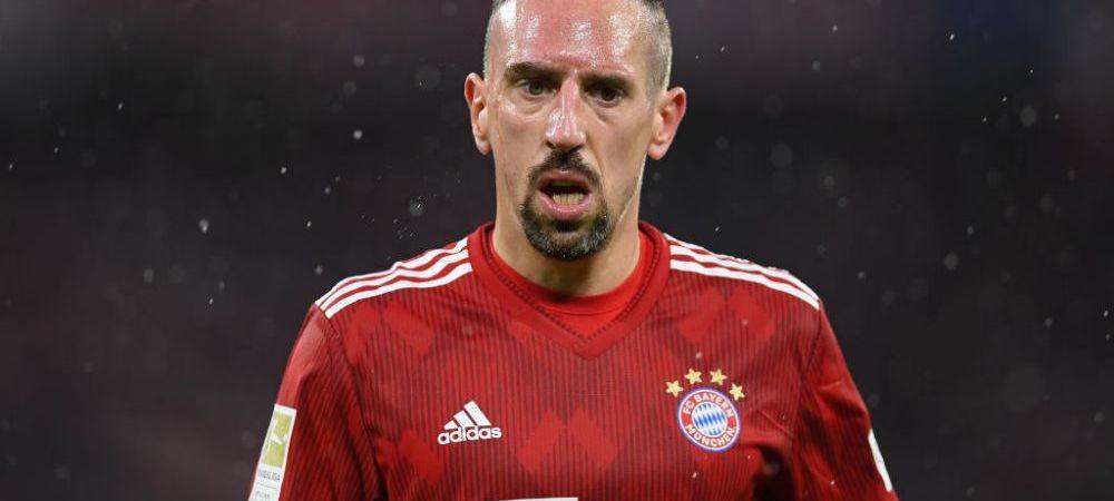 Unde va juca Ribery din vara! Anunt de ultima ora: jucatorul intrat deja in istoria lui Bayern va fi coleg cu Xavi