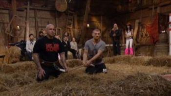 Duelul anului nu va avea loc in ring! Greii Morosanu si Zmarandescu se vor duela la Ferma