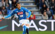 """Italienii, incantati de Vlad Chiriches la primul meci dupa accidentare! Ce nota a primit romanul: """"E greu de depasit!"""""""
