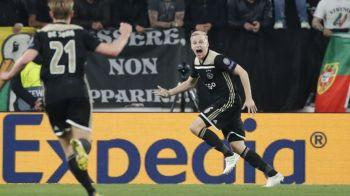 JUVENTUS - AJAX 1-2 | CUTREMUR la Torino! Ajax il da afara pe Ronaldo din UEFA Champions League! Meci FABULOS reusit de olandezi