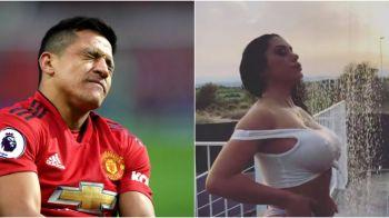 """""""MINCINOS AFEMEIAT"""" Bomba sexy care il face praf pe cel mai bine platit fotbalist din Premier League: """"Prima data m-a abordat pe Instagram"""". GALERIE FOTO"""