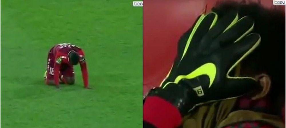 Accidentare cutremuratoare! Arbitrul si-a pus mainile in cap, colegii jucatorului au inceput sa planga pe teren. Verdictul dat de medici la spital