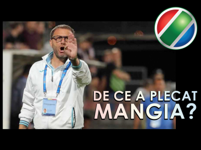 """Mihai Mironica, despre demiterea lui Mangia! Cartu: """"Am fost surprins de decizie!"""""""