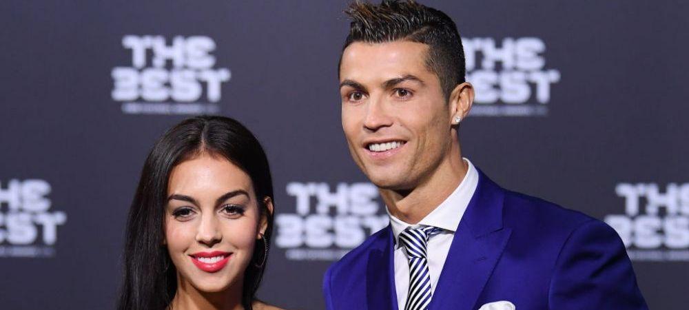 Nu a fost suficient pentru Cristiano Ronaldo! Georgina, aparitie superba in tribunele stadionului din Torino! Cum a fost surprinsa!