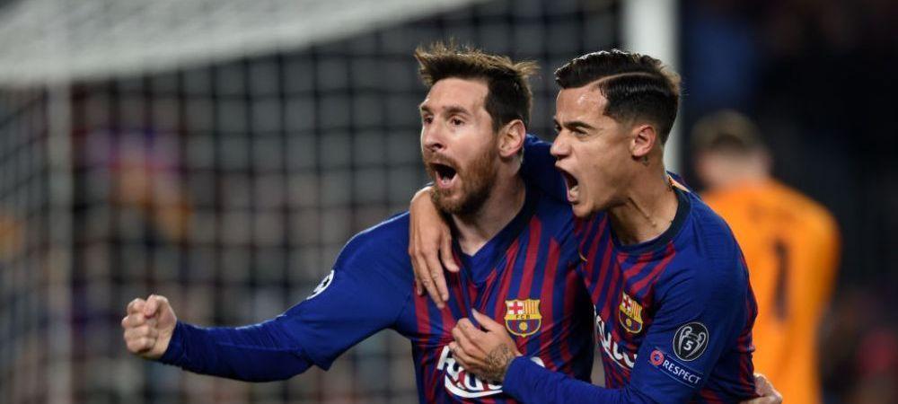 """Messi, prima reactie dupa recitalul cu United! """"Nu mai putem sa incepem asa in Champions League!"""" Ce a spus de posibila adversara din semifinale!"""