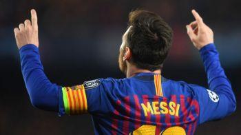 El e seful anul asta! Leo Messi se indreapta si catre castigarea Ghetei de Aur a Champions League! Distanta mare fata de principalul urmaritor de la Ajax!
