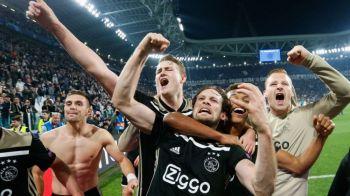 Suma incredibila platita de Ajax pentru primul 11 care a scos-o pe Juventus! Olandezii au platit putin mai mult decat valoarea lotului FCSB!