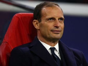 """Allegri a anuntat unde va antrena in sezonul viitor! Italianul de pe banca lui Juve: """"Sa pierzi impotriva unei echipe superbe nu e o frustrare"""""""