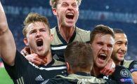 Fantastic! Cum arata whatsapp-ul lui George Ogararu dupa meciul MINUNAT facut de Ajax cu Juventus! Cine i-a scris