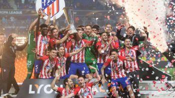 Atletico Madrid i-a prelungit contractul pana in 2023! Unul din cei mai importanti jucatori ramane sub comanda lui Simeone!