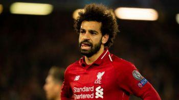 Urmeaza CUTREMURUL? Salah a cerut sa plece de la Liverpool! I-a informat pe oficialii clubului. Reactia FABULOASA a agentului fotbalistului