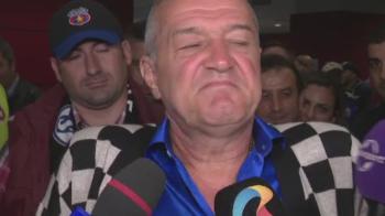 """""""Sponsorizez toata Liga 1! Dau si la CFR, dau si la Dinamo ca ei nu au!"""" Reactia lui Becali dupa ce anuntul facut de LPF! Ce va face in vara"""