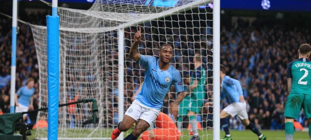 MAN CITY - TOTTENHAM | Nebunie fara precedent in istoria UEFA Champions League! 3 recorduri batute intr-un meci incredibil