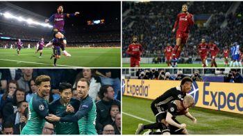 SEMIFINALE UEFA CHAMPIONS LEAGUE | Barcelona - Liverpool si Ajax - Tottenham sunt marele meciuri din penultimul act! Programul partidelor