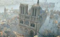 Incredibil! Cum poate un joc video sa ajute la reconstructia catedralei Notre Dame?