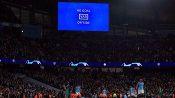 MAN CITY - TOTTENHAM 4-3 | Semifinalista UEFA Champions League, decisa de VAR! Sterling a marcat golul calificarii lui Man City in minutul 90+3, reusita a fost anulata incredibil!