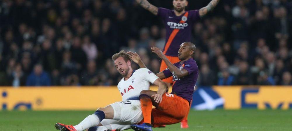 "VIDEO | ""Doamne, va iubesc!"" Reactia FABULOASA a lui Kane dupa calificarea DRAMATICA a lui Tottenham"