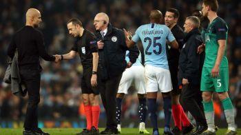 Verdictul celui mai important arbitru englez al ultimilor ani dupa cele doua faze de VAR de la City - Tottenham! Ce spune Clattenburg despre golul anulat din minutul 90+3