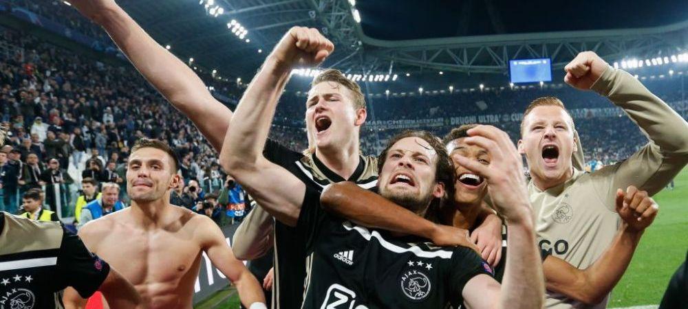 Ajax a facut un transfer la doar 24 de ore dupa calificarea in semifinalele UEFA Champions League! Pe cine au mai luat olandezii, dupa Razvan Marin