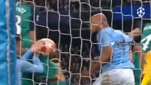 Cakir NU a vazut reluarea in care hentul lui Llorente era clar! Greseala URIASA dupa care a validat golul