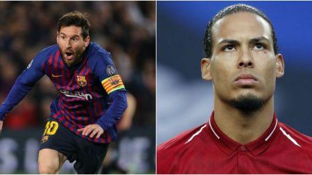 Ai vreun antidot pentru Messi?  Ce raspuns a dat Van Dijk, zidul lui Liverpool, dupa calificarea in semifinalele UCL! Olandezul e considerat cel mai bun fundas al momentului