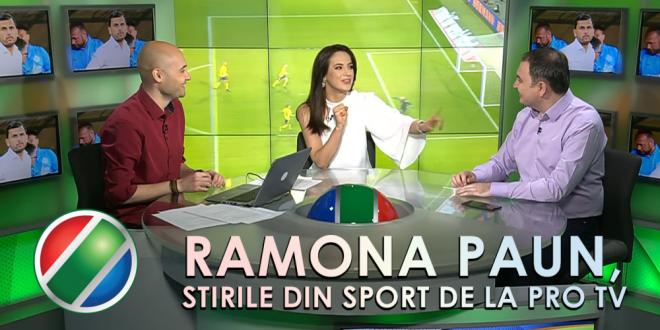 Ramona Paun si Mihai Mironica, intamplare amuzanta:  In primul live mi-a spus: Buna seara, Gheorghe!  :)