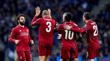 I-a depasit pe Cristiano Ronaldo si Leo Messi! Un jucator de la Liverpool a urcat pe primul loc in istoria UEFA Champions League
