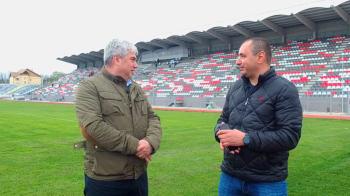 """Au facut in doua saptamani ce n-am reusit intr-un AN! Se deschide stadionul din Sibiu! Cum arata acum! Anunt de ultima ora: """"Ne batem pentru trofee!"""""""