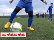 Moment superb pentru 22 de copii din Bacau! Vor intra pe teren cu starurile de la un meci din Bundesliga
