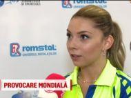 """Doua romance viseaza la aurul mondial la tenis de masa: """"Niciodata nu cedez, sunt o luptatoare!"""""""