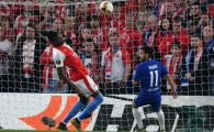 CHELSEA - SLAVIA PRAGA | FAZA FABULOASA: bara-fata-gol! Cum a fost marcat golul doi al englezilor! Ghinion teribil pentru Slavia. VIDEO