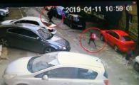 O fetita din Iasi a fugit dupa barbatul care a jefuit-o ca sa-si recupereze telefonul