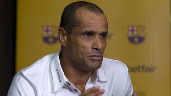 """""""Sunt multe cluburi mari din lume care n-au asa ceva!"""" Rivaldo, INCANTAT de ce-a vazut in Romania!"""